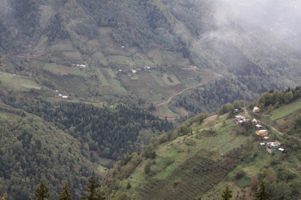 Macahel'in Köyleri